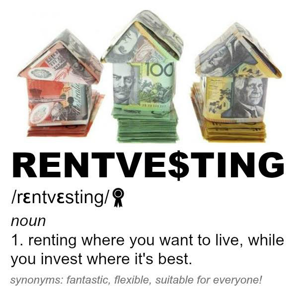 "Young Aussies Say ""Rentvesting"" Is The Only Way To Get Property"